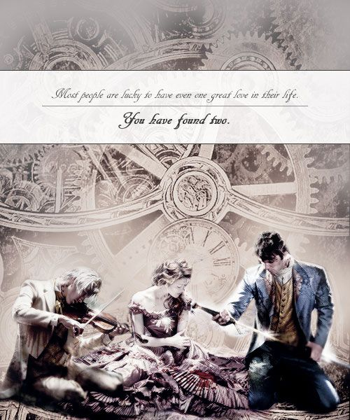 infernal devices you have found two